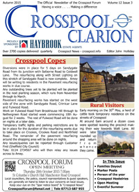 Download Crosspool Clarion Summer 2015, volume 12, issue 3