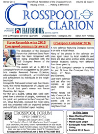 Crosspool Clarion Volume 12 Issue 4 Winter 2015