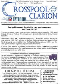 Crosspool Clarion Autumn 2014