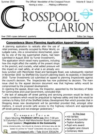 Crosspool Clarion Summer 2011