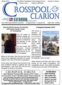 Crosspool Clarion Winter 2014, volume 12, issue 4