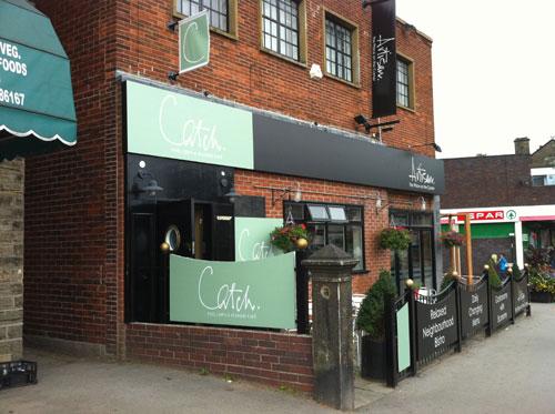 Catch/Artisan restaurant, Crosspool