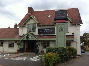 The new-look Sportsman pub in Crosspool