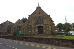 Tapton Hill Congregational Church, Crosspool