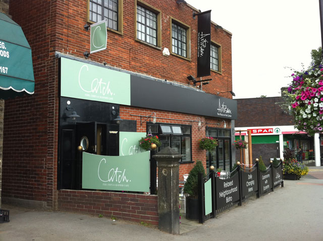 Artisan restaurant, Crosspool