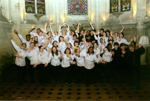 The University of Sheffield Gospel Choir