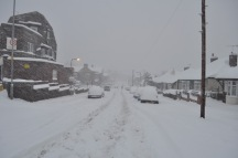 Selbourne Road, Crosspool, 1 December 2010