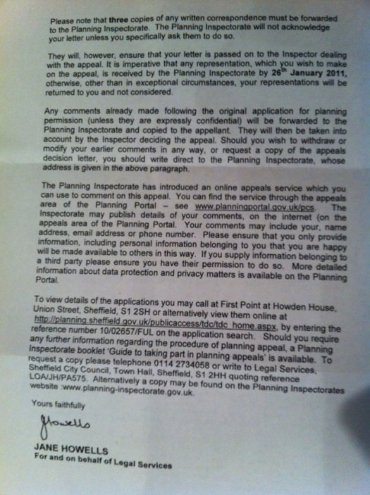 Revised appeal letter 2