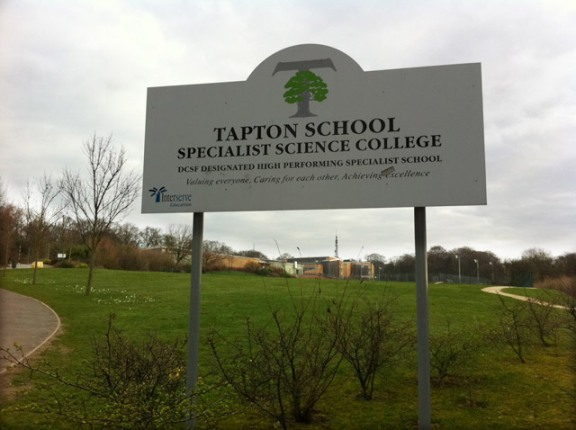 Tapton School's Autumn Fayre is on Saturday 19 November
