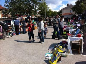 Crosspool Tavern charity car boot sale