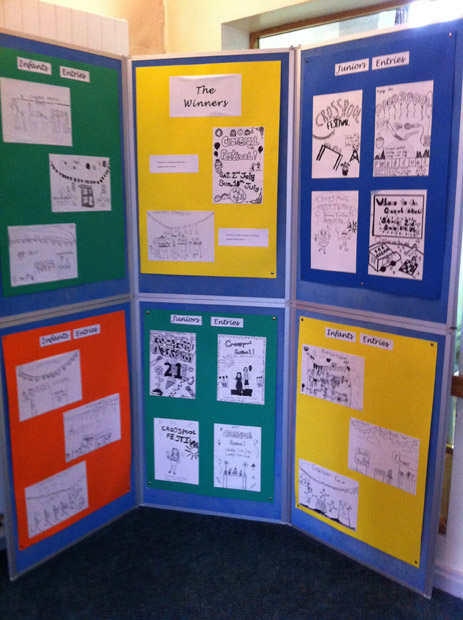 Entries to the Crosspool Festival programme competition