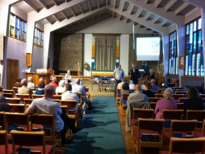 Crosspool Forum Open Meeting, July 2011