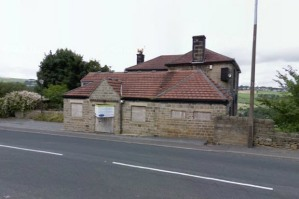 There are plans to convert the The Bell Hagg Inn into a house