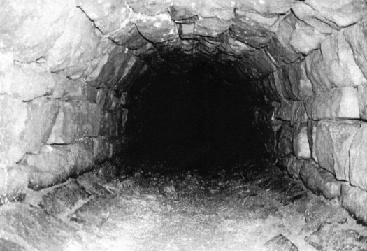 The Crosspool tunnel