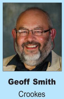 Cllr Geoff Smith, Crookes