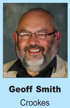 Cllr Geoff Smith, Crookes