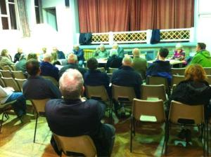 Open Meeting/AGM at St Columba's