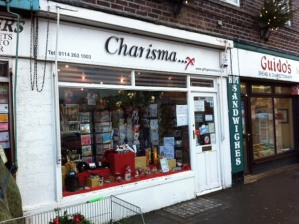 Charisma: open on Sunday mornings during December
