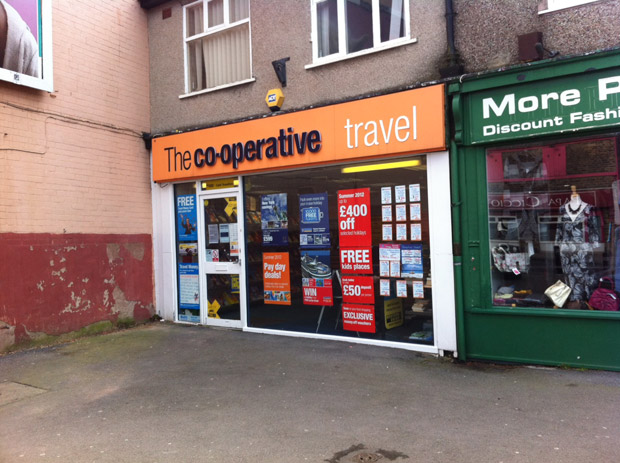 The Co-operative Travel, Crosspool