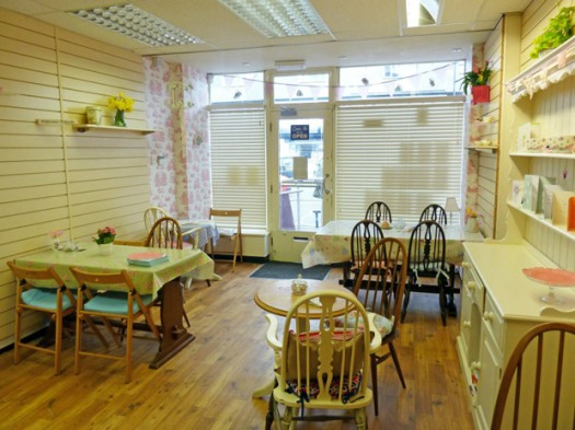 Lounge @ Crosspool (photo used with permission)