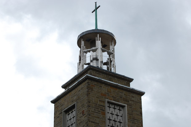 St Columba's: bells to ring out this morning