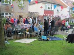 Dransfield Road jubilee street party