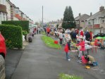 Ringstead Crescent jubilee street party