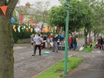 Delph House Road jubilee street party
