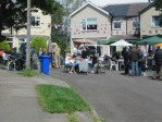 Tapton Bank jubilee street party