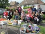 Moorbank Drive jubilee street party