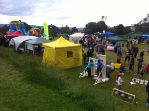 Crosspool Summer Fayre 2012