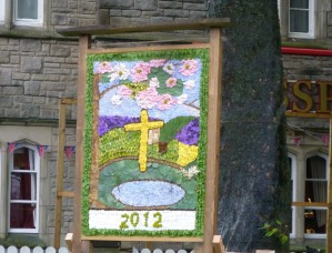 Crosspool well dressing 2012