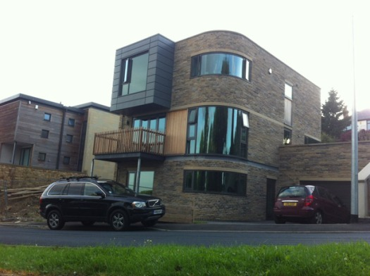 The Crosspool house nominated for the Sheffield Design Awards