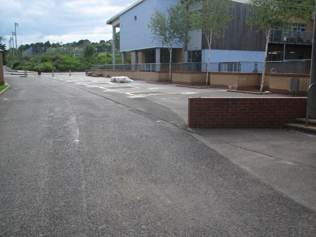 More playground space at King Edward VII Lower School