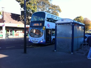 New timetables for the 51 bus start today