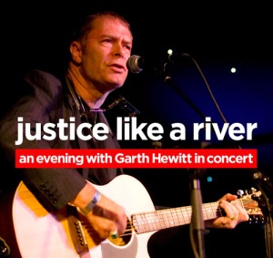 Gareth Hewitt live at St Columba's on 15 November
