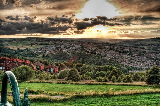 Bole hills/Stannington photo by By Paolo Margari. Used under the Creative Commons license