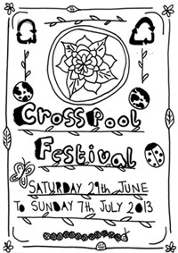 Crosspool Festival 2013 programme cover