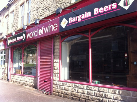 Bargain Booze/World of Wine, Crosspool