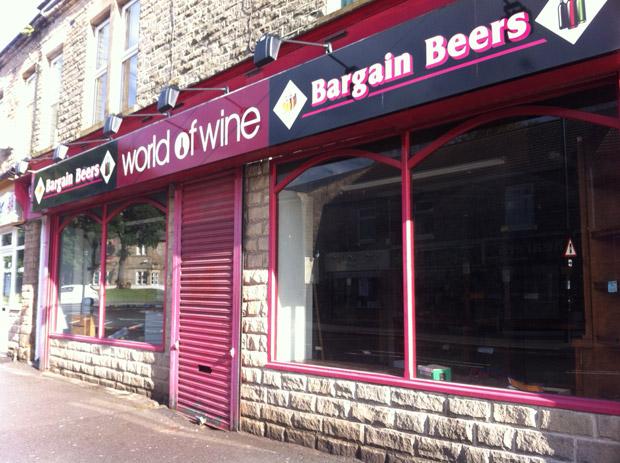 Bargain Booze/World of Wine, Crosspool