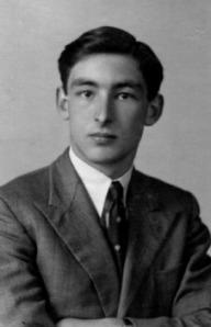 Joe Scott in 1941