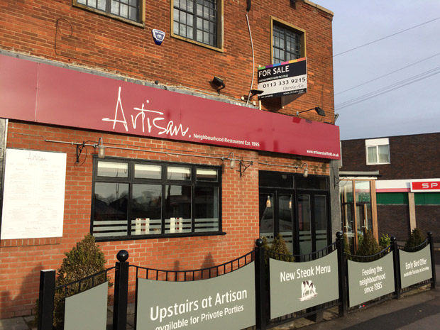 Artisan in Crosspool