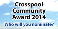 Crosspool Community Award 2014 - who will you nominate?