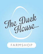 The Duck House farm shop logo