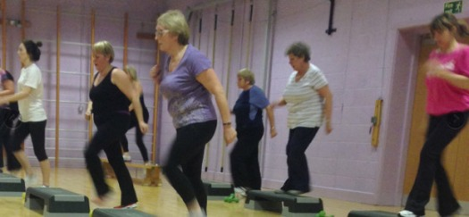 New fitness courses launch at King Edwards Community Sports Centre
