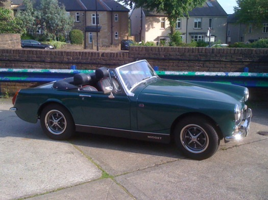 Are you a Crosspool classic car owner?