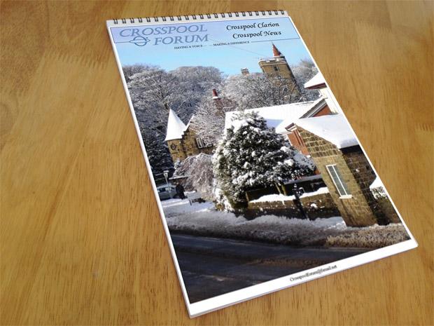 2015 Crosspool calendar