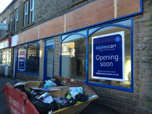 Cocker & Carr estate agent will open in the precinctCocker & Carr estate agent will open in the precinct