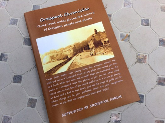 Crosspool Chronicles walking guide available now
