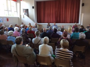 Crosspool Forum Open Meeting - click for provisional agenda (PDF, 529KB)